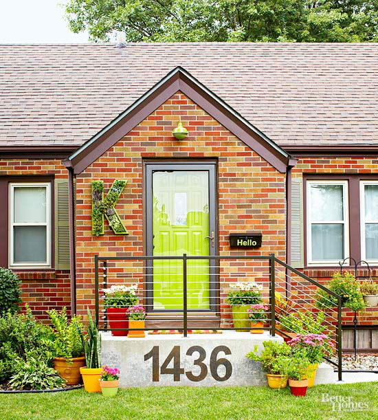 Budget Curb Appeal