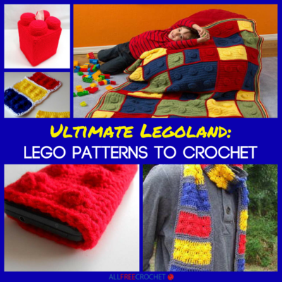 Ultimate Legoland 9 Lego Patterns To Crochet Allfreecrochet