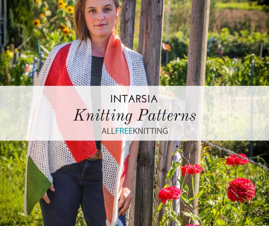 16 Intarsia Knitting Patterns Allfreeknitting