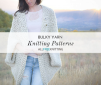 52 Bulky Yarn Knitting Patterns