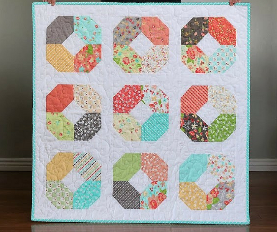26 Charming Charm Pack Quilt Patterns Favequilts