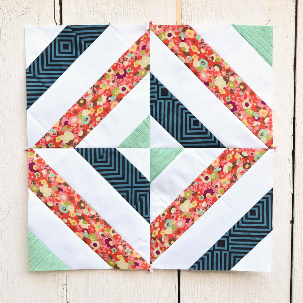 It is an image of Peaceful Free Printable Scrap Quilt Patterns