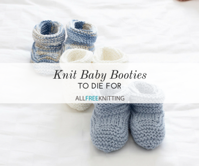 27 Knit Baby Booties To Die For Allfreeknitting