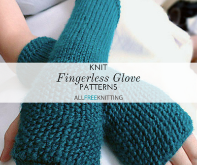 Knit Fingerless Glove Patterns