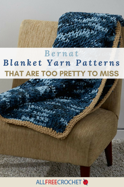 26 Bernat Blanket Yarn Patterns That Are Too Pretty To Miss