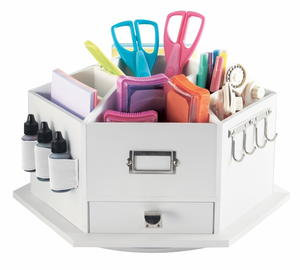 Revolving Supplies Organizer Giveaway