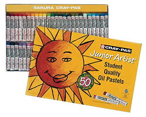 Cray-Pas Junior Artist Oil Pastel Set Giveaway