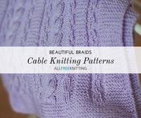 17 Cable Knitting Patterns