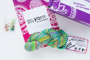 Darn Good Yarn Subscription Box Giveaway