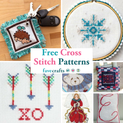 40 Free Cross Stitch Patterns FaveCrafts New Cross Stitch Free Patterns