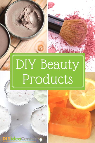 DIY Beauty Products 60 DIY Cosmetics DIY Bath Products and More