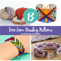 13 Free Loom Beading Patterns