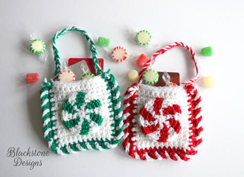 Christmas Candy Treat Bag