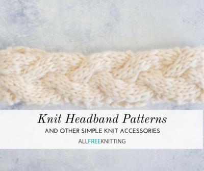Knit Accessories Allfreeknitting
