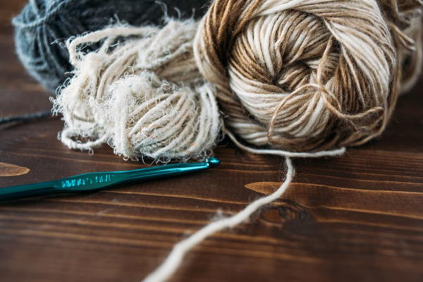 Myth #2: Knitting is harder than crocheting.
