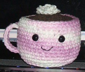 Hot Chocolate Amigurumi