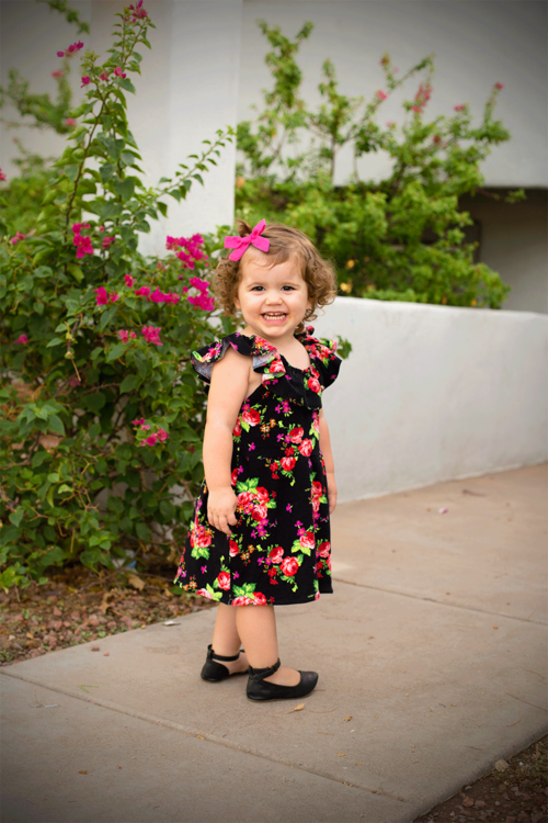 Toddler Knit Play Dress