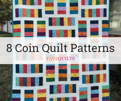 8 Coin Quilt Patterns
