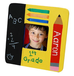 Personalized Back-To-School Frame