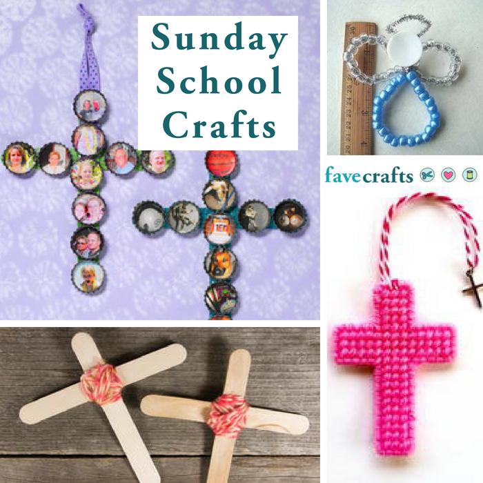 17 Kids Sunday School Crafts   FaveCrafts.com