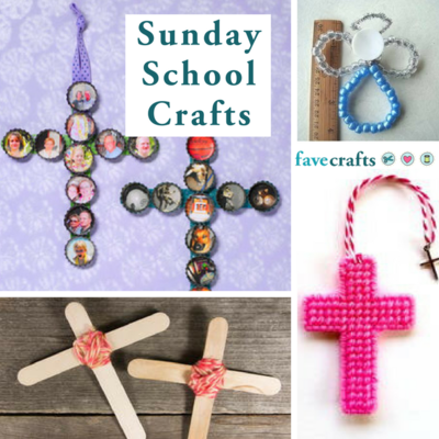 17 Kids Sunday School Crafts Favecrafts Com