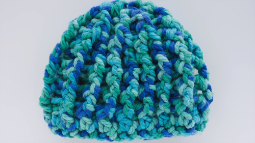 Chunky Ribbed Crochet Hat Pattern Allfreecrochet