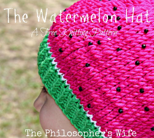 The Watermelon Hat