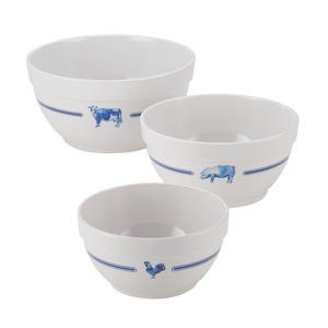 Paula Deen Country Barnyard 3-Piece Mixing Bowl Set Giveaway