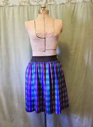 20 Minute Shirt to Skirt