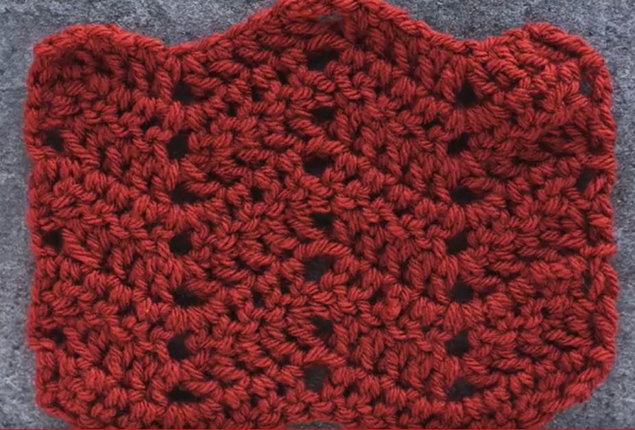 Crochet Ripple Stitch Tutorial Allfreecrochet
