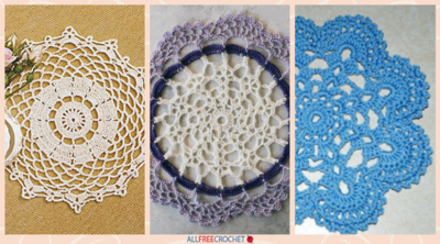 Pure Elegance: 25 Dainty Doily Crochet Patterns