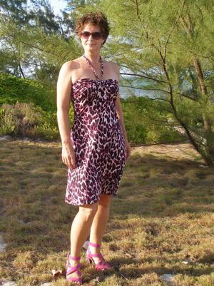 Easy Summer Halter Dress