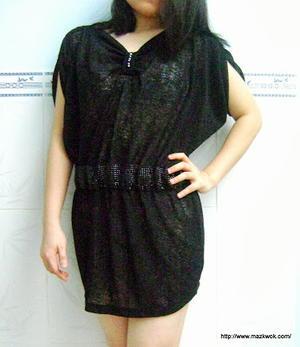 Easy Oversized Dress