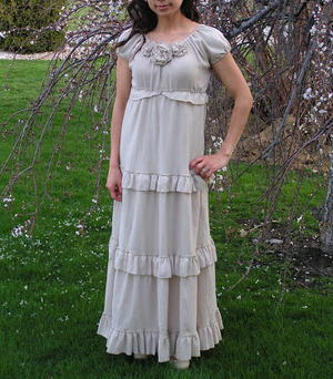 Fit for Pemberley Dress