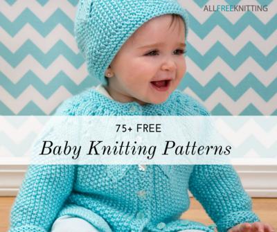 FREE BABY KNITTING PATTERNS PDF DOWNLOAD