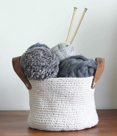 Free Crochet Basket Pattern Cheapthriftyliving