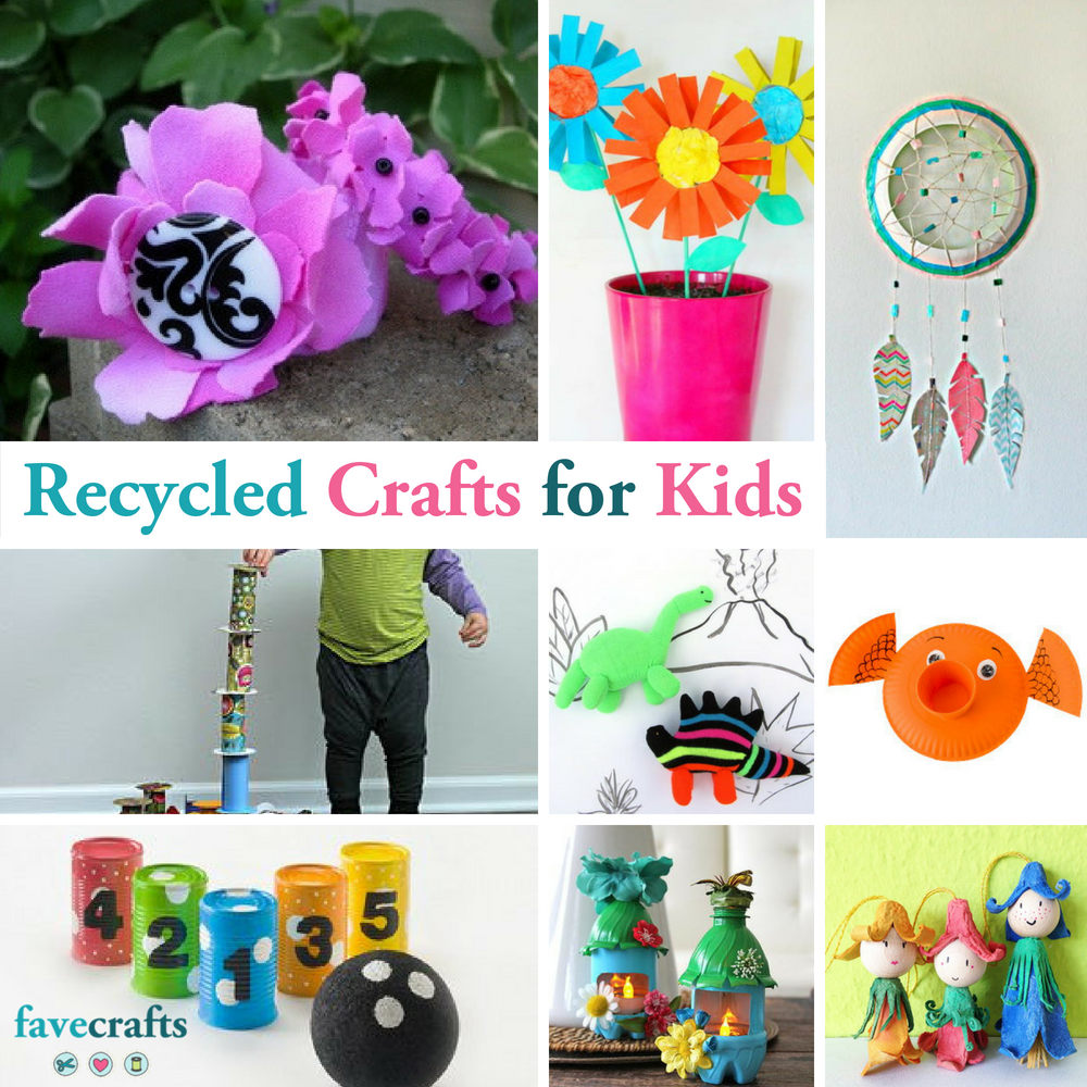 Crafts from the handy materials: we decorate the garden with our own hands