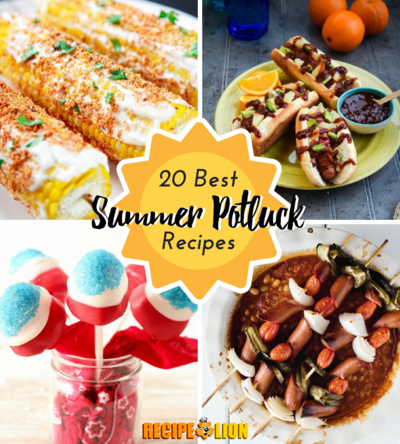 20 Best Summer Potluck Recipes