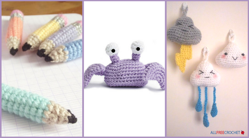 19 Unbelievably Cute Beginner Amigurumi Patterns Allfreecrochet