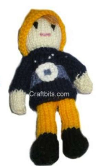 Knit Pocket Fireman