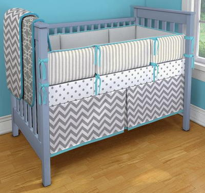 Box Pleat Crib Skirt Pattern AllFreeSewing New Crib Skirt Pattern