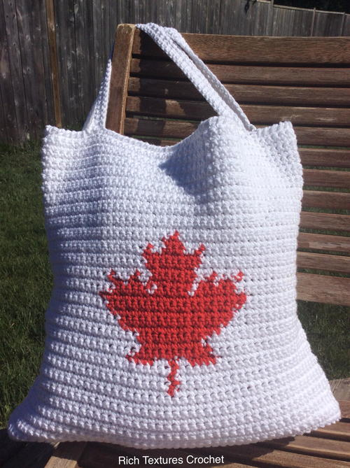 Our Canada Tote Bag