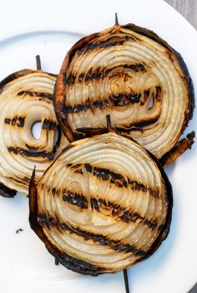 The Best Way to Grill Onions