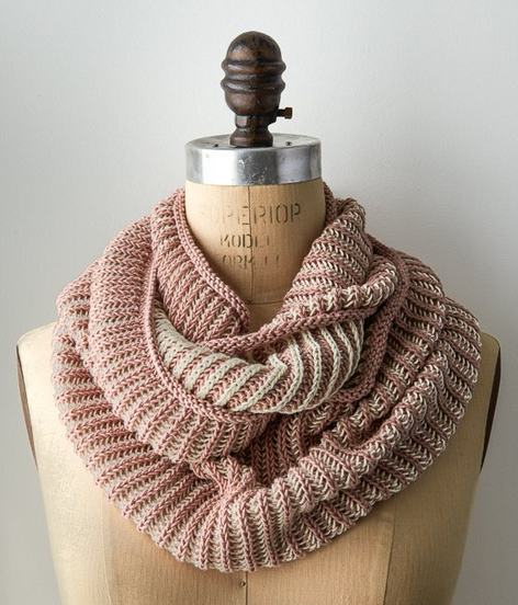 Cotton Candy Cowl