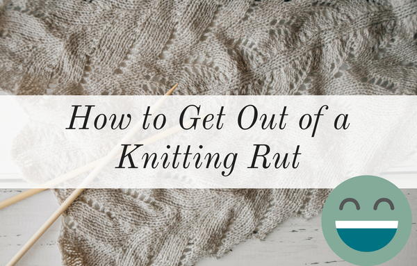 Finding Knitting Inspiration