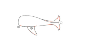 wallace the whale plush pattern allfreesewing com