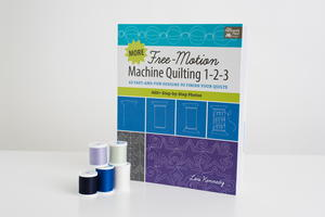 Free-Motion Machine Quilting Giveaway