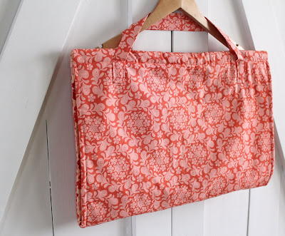Fat Quarter Project Tote