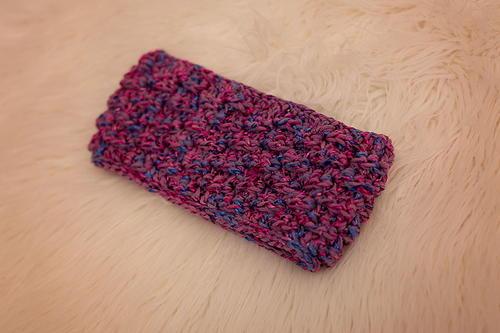 60 Crochet Headband Patterns AllFreeCrochet New Free Crochet Ear Warmer Pattern With Button Closure