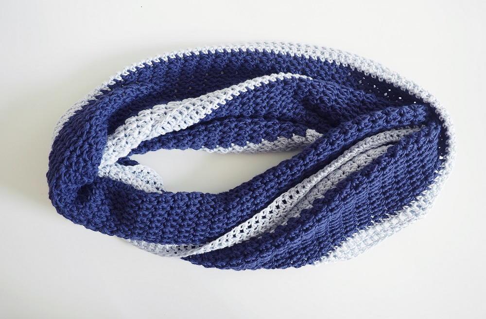 Ocean Swell Mobius Wrap Crochet Pattern Allfreecrochet